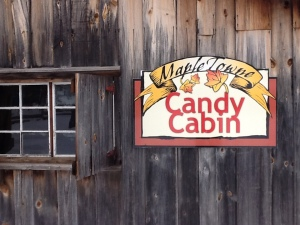 Maple Town Candy Cabin